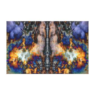 Spirit Meeting Canvas Print