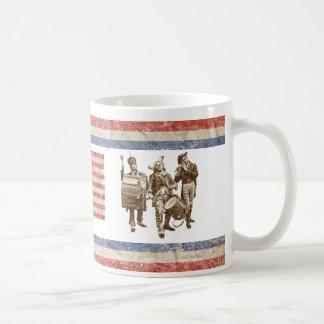Spirit of 1776 basic white mug