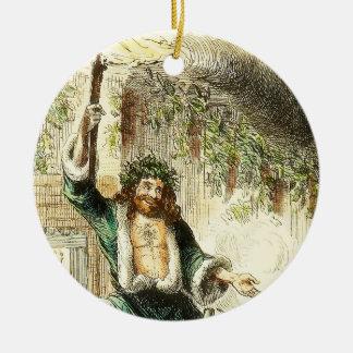 Spirit of Christmas Present - NBG - Ornament