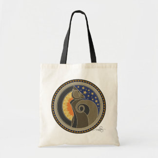 Spirit Of Coyote Budget Tote Bag
