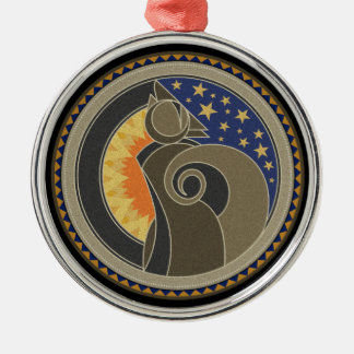 Spirit Of Coyote Christmas Christmas Ornament