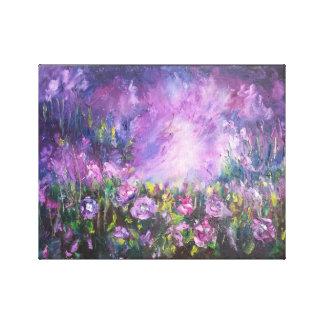 Spirit of Forest Canvas Prints