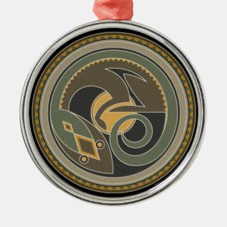 Spirit Of Lizard Christmas Ornament