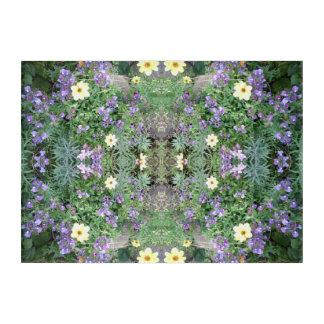 Spirit of Plant Flower Dapple 1b Acrylic Print