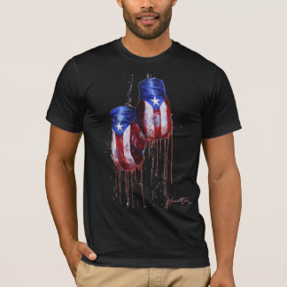 Spirit of Puertro Rican Boxing Dark T-Shirt