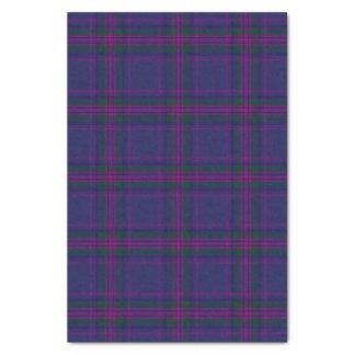 "Spirit Of Scotland Corporate Tartan 10"" X 15"" Tissue Paper"
