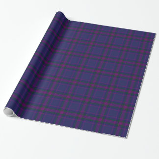 Spirit Of Scotland Corporate Tartan Wrapping Paper