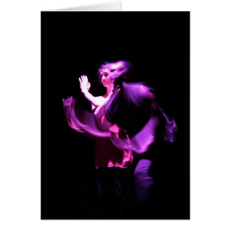 Spirit of the dance greeting cards