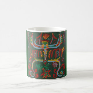 """Spirit of the Native"" Art Print Mug"