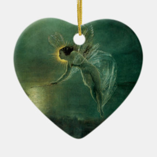 Spirit of the Night by Grimshaw, Victorian Fairy Christmas Ornament