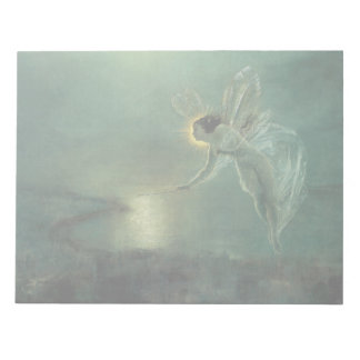 Spirit of the Night by Grimshaw, Victorian Fairy Notepad