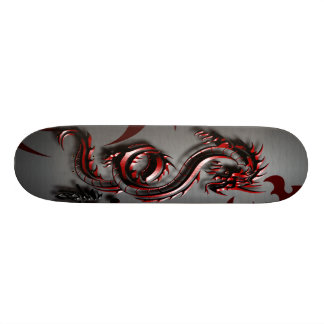Spirit of the Red Dragon Skate Board