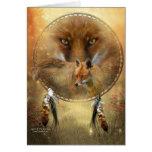 Spirit Of The Red Fox ArtCard