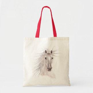 Spirit of the Wind Horse -vintage- Tote Bag