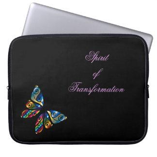 'Spirit of Transformation' laptop case