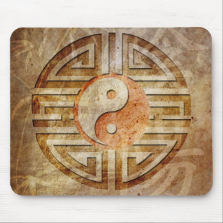 Spirit Of Yin & Yang Mouse Mat