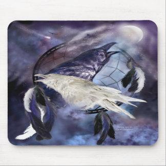 Spirit Ravens Art Mousepad