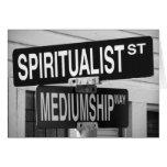Spirit Road Greeting Card