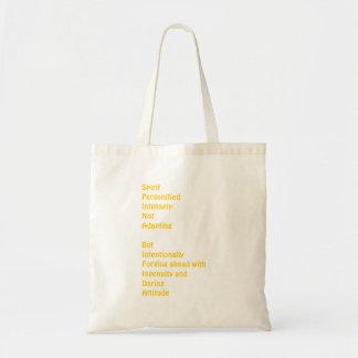 Spirit Budget Tote Bag