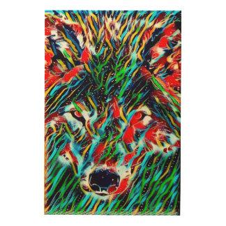 Spirit Wolf Indie Art