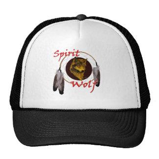 Spirit Wolf Mesh Hat