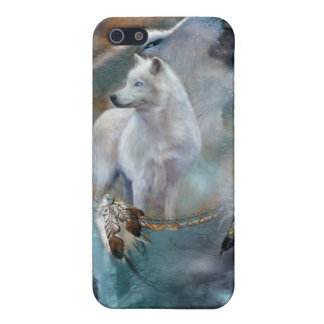 Spirit Wolves Art Case for iPhone4 iPhone 5/5S Cover