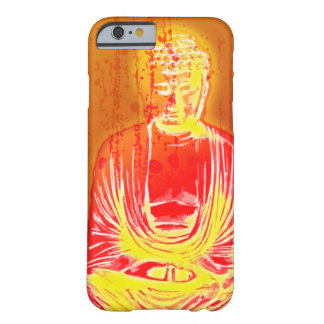 Spirited Glow Buddha iPhone 6 case Barely There iPhone 6 Case