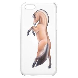 Spirited Norwegian Fjord Horse iPhone Case iPhone 5C Cases