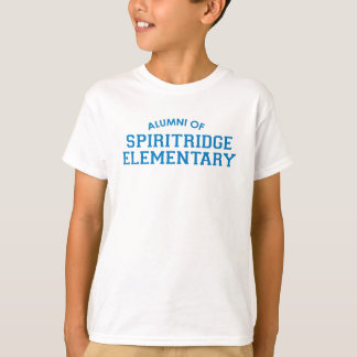 Spiritridge Alumni Tee (White)