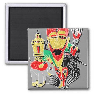 spirits fridge magnet