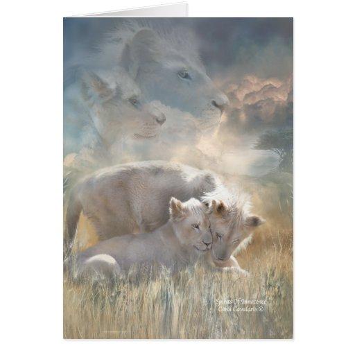 Spirits Of Innocence ArtCard Cards