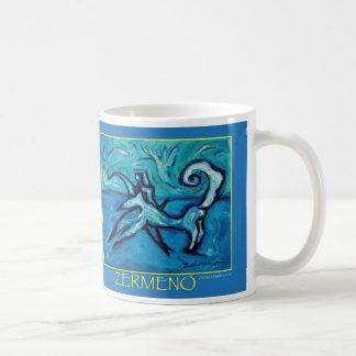 Spirits of the Dog by Zermeno Classic White Coffee Mug