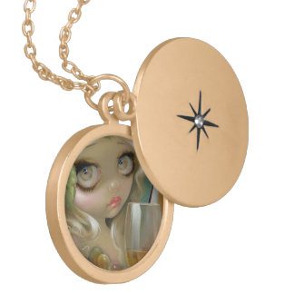 """Spirits of the Vine: Chardonnay"" Locket"