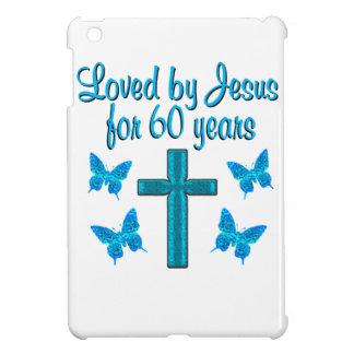 SPIRITUAL 60TH BIRTHDAY iPad MINI CASE