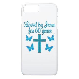 SPIRITUAL 60TH BIRTHDAY iPhone 7 PLUS CASE