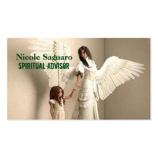 Spiritual Advisor Pack Of Standard Business Cards
