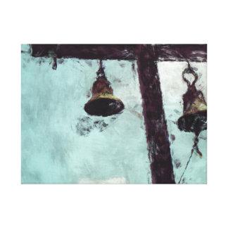 Spiritual Bell Canvas Print