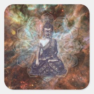 Spiritual Buddha Zen Enlightenment Sticker