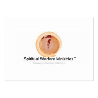 spiritual business cards