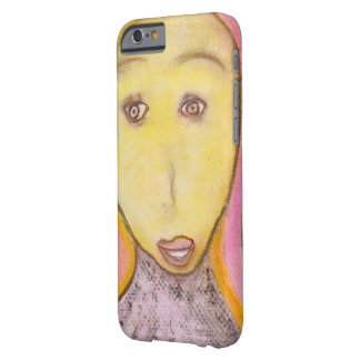 Spiritual Chalk Drawing of Archangel Michael Barely There iPhone 6 Case