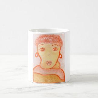 Spiritual Chalk Drawing of The Netherlands, Mug