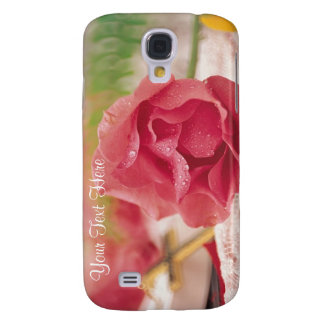 Spiritual Design Matches Easter Wishes Card Galaxy S4 Case