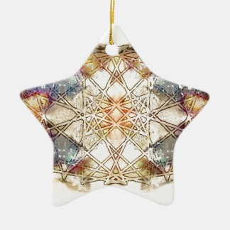 spiritual GALAXY Ceramic Star Decoration