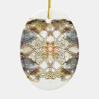 spiritual GALAXY Christmas Ornament