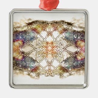 spiritual GALAXY Christmas Ornament