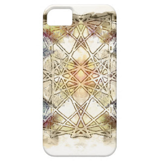 spiritual GALAXY iPhone 5 Case