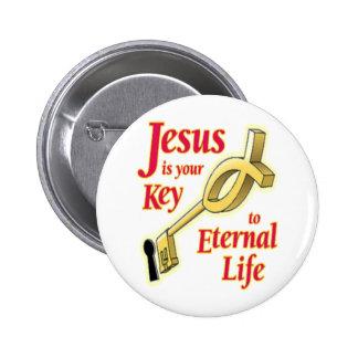 Spiritual Greetings 6 Cm Round Badge