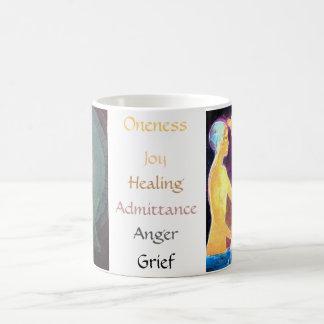 Spiritual Healing Morphing Mug