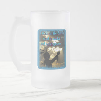 Spiritual Indian Mug