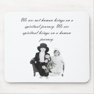 Spiritual Journey Mouse Pad